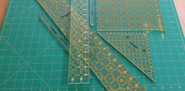 quilting-ruler-used-for